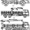 隨車起重運輸車的結構與設計