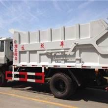 東風多利卡D9對接式垃圾車廠家直銷價格