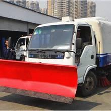 新疆省五十鈴除雪車掃路車多少錢哪有賣