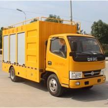 移動式東風國五污水處理車(污水凈化車)價格 污水處理車工作原理