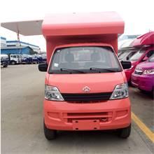 湖北程力專用汽車 生產改裝各種專用汽車 長安小型售貨車廠家直銷