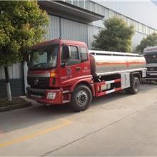 福田歐曼15方運油車廠家直銷 運油車哪里有賣