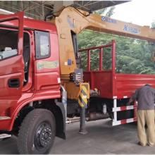 東風12噸隨車吊多少錢  12噸隨車吊報價