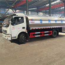 東風多利卡8噸鮮奶運輸車怎么賣 8噸鮮奶車報價