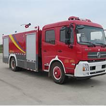 廠家直銷東風天錦6噸消防車