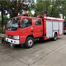 東風多利卡消防車多少錢  消防車生產廠家