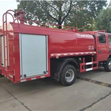 東風水罐消防車多少錢一輛
