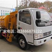 東風小型污泥自卸車廠家直供,最實用的小型污泥自卸車精美圖片,超實惠的污泥自卸車價格