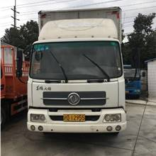 東風 天錦中卡 140馬力 6.2米排半廂式載貨車