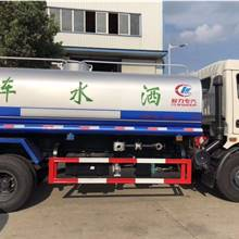 東風多利卡3800軸距9方多功能綠化灑水車現貨銷售