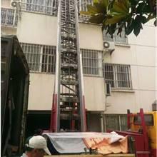 山東威海高麗亞32米云梯車出租出售
