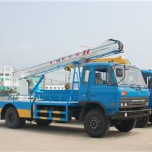 華威牌高空作業車圖片