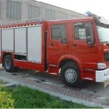 江特牌JDF5150GXFSG60T型水罐消防車圖片集
