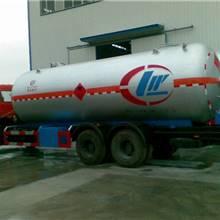 程力威牌液化氣體運輸車圖片