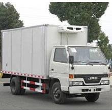 供應程力威牌CLW5060XLC3型冷藏車