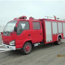 江特牌JDF5070GXFSG20Q型水罐消防車圖片集