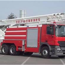 供應CLW5311奔馳舉高噴射消防車