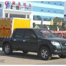 供應CLW5022XQY3型爆破器材運輸車