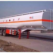 供應CLW9403GHY型化工液體運輸半掛車