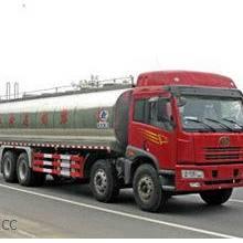 供應解放鮮奶運輸車