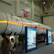 液化氣體運輸車