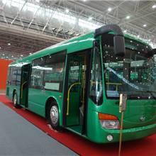 華中牌WH6100G型城市客車