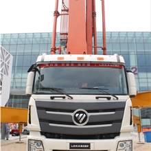 福田雷薩L8系列56米混凝土泵車