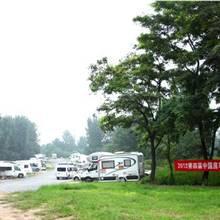 2013北京國際房車露營展 展會布置篇