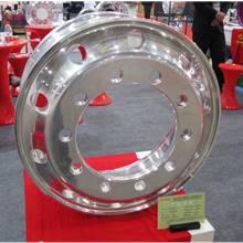 第二屆中國國際商用車展覽配件系列:連云港寶石彩色輪轂