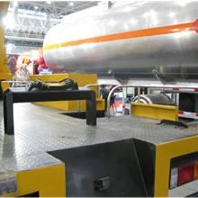 第二屆中國國際商用車展覽車型:湖北江南高空作業車