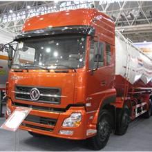 第二屆中國國際商用車展覽車型:湖北海龍三軸鋁合金液體運輸罐式半掛車