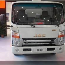 第二屆中國國際商用車展覽車型:江淮帥鈴洗掃車