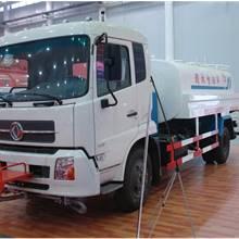 第二屆中國國際商用車展覽車型:琴臺牌綠化噴灑車