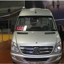 2013年第三屆中國重慶汽車博覽會展覽車型:奔馳房車尊逸