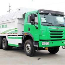 青島解放 天V重卡 336馬力 6X4 自卸車