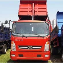 中國重汽 豪曼 160馬力 4X2 4.2米自卸車(ZZ3128G17DB0)