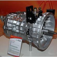 重汽 HW13710L 變速箱