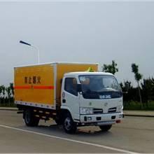 江特牌JDF5070XQYDFA4型爆破器材运输车