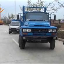 湖北騰宇_東風140擺臂式垃圾車視頻