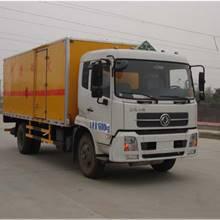 中昌牌XZC5160XQY4型爆破器材运输车