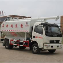 程力威牌CLW5110ZSLD4型散裝飼料運輸車