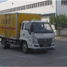 福田牌BJ5085XQY-1型爆破器材运输车