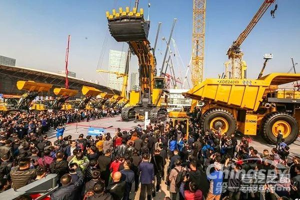 徐工勇夺2019上半年行业出口桂冠