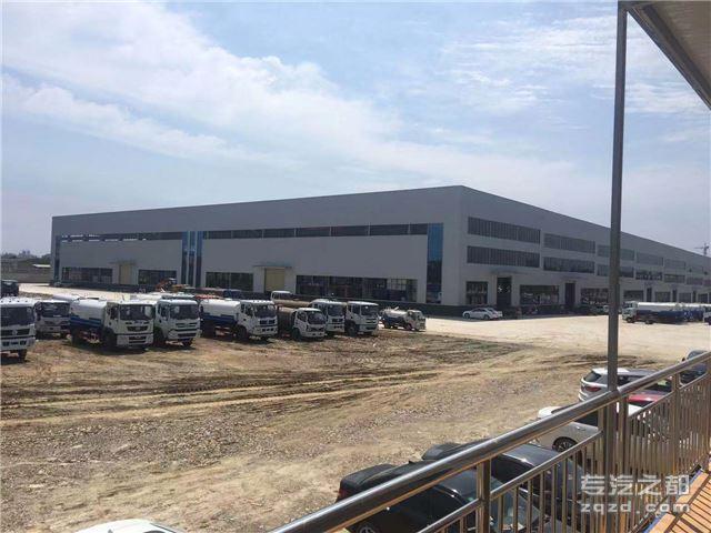 扬帆启航 砥砺前行--湖北浩天专用汽车产业园建设项目实地探访
