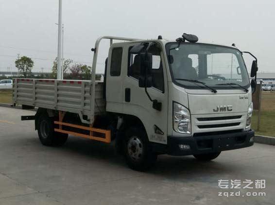 江铃牌jx1075tpga25型载货汽车图片1