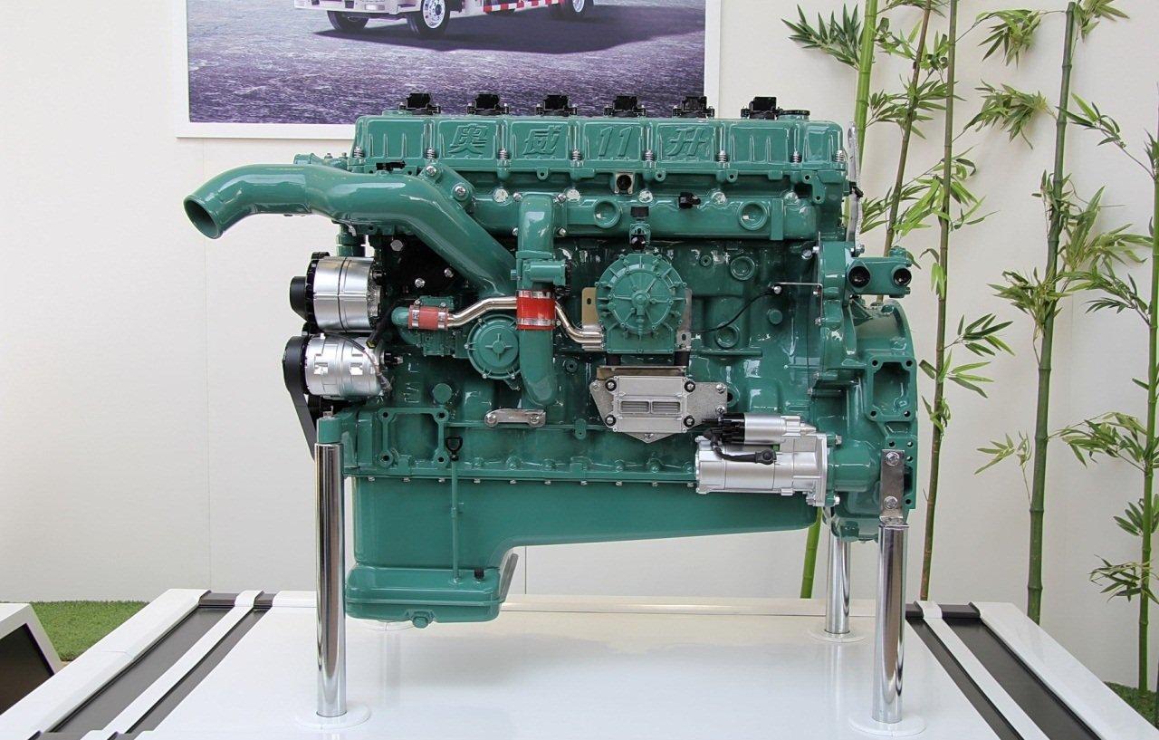 图片频道 发动机 > 锡柴ca6sm2-37e5n 国五 发动机           【产品